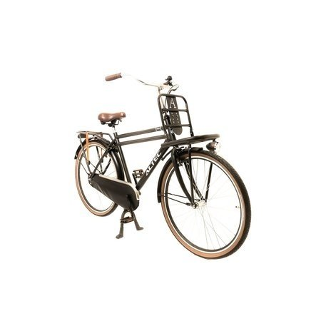 Outlet Altec Urban Transportfiets Heren 28 inch 55cm Zwart
