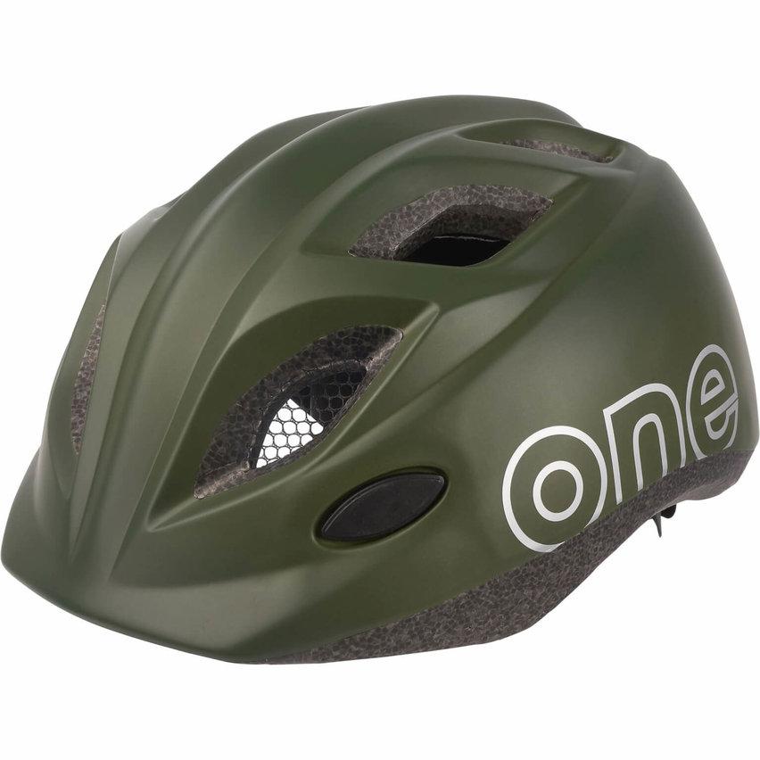 Bobike helm One plus XS olive green