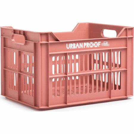 Urban Proof fietskrat 30 liter Warm pink Recycled