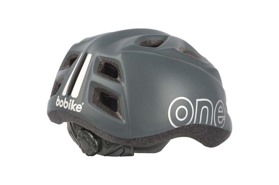 Bobike helm One plus XS urban grey