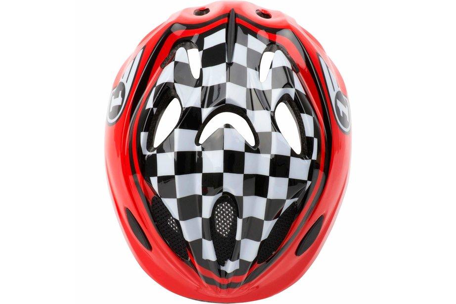 Polisport helm Race XS rd/zw