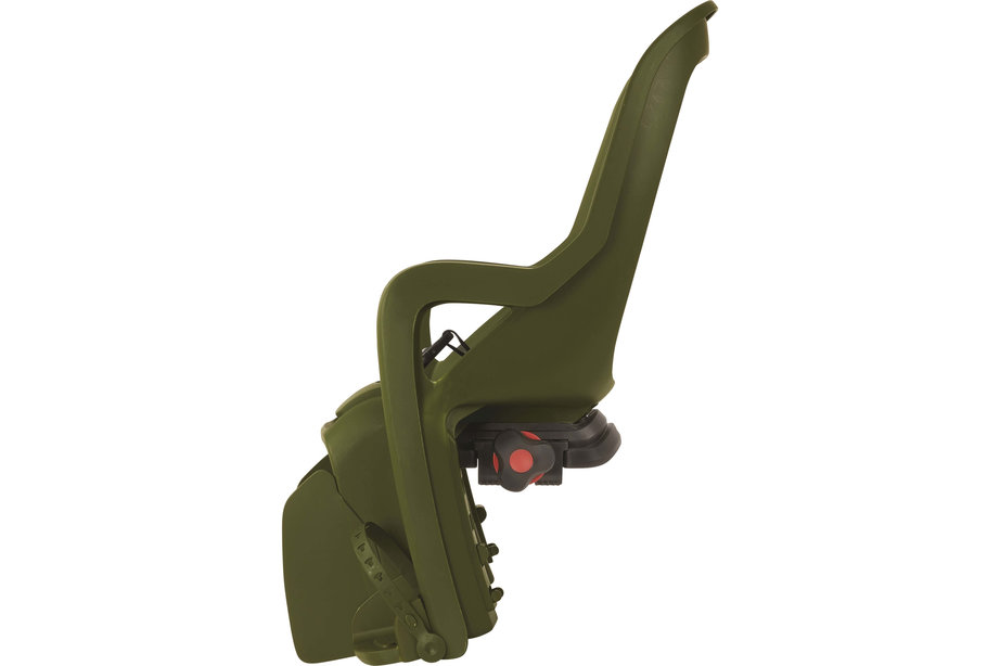 Polisport achterzitje Groovy drager green/creme