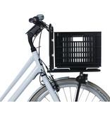 Basil fietskrat M medium zwart