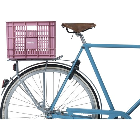 Basil fietskrat M medium faded blossom