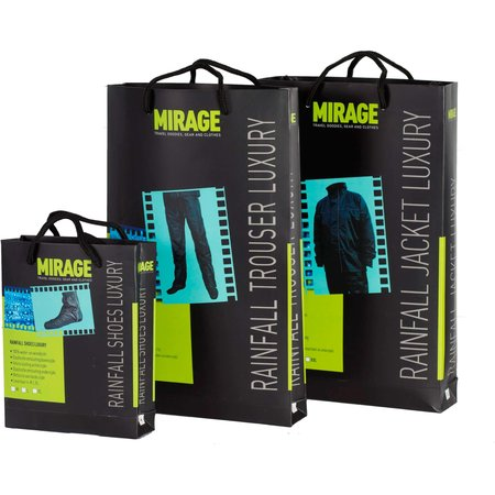 Mirage regenjack Luxury S zw