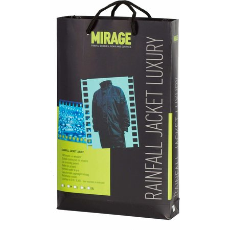Mirage regenjack Luxury XL zw