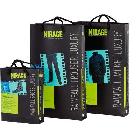Mirage regenbroek L zw