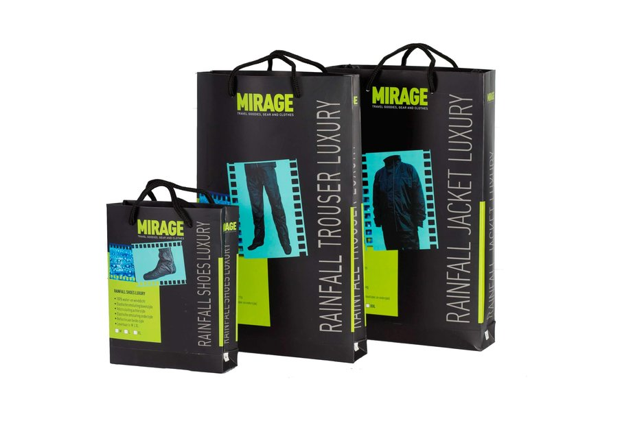 Mirage regenschoen Luxury M zw
