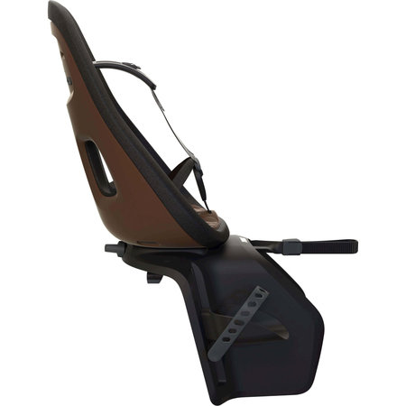 Thule achterzitje Yepp Nexxt Maxi drager chocolate brown