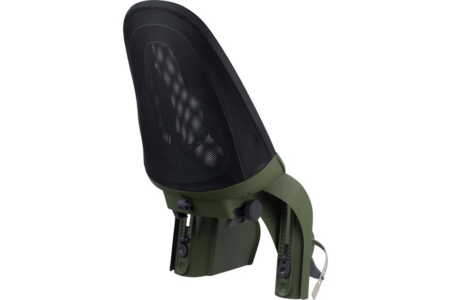 Qibbel Qibbel achterzitje Air drager magic green