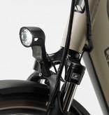 QWIC Premium I MN7+ Diamond 54 (L) Charcoal Black