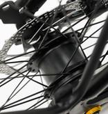 QWIC Premium I MN7+ Low step 49 (M) Charcoal Black