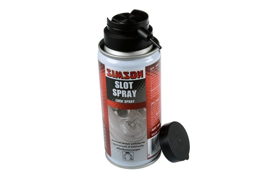 Simson slot spray 100ml