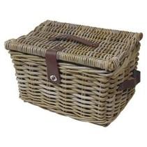 WICKED picknickmand grijs L, (50x40x30)