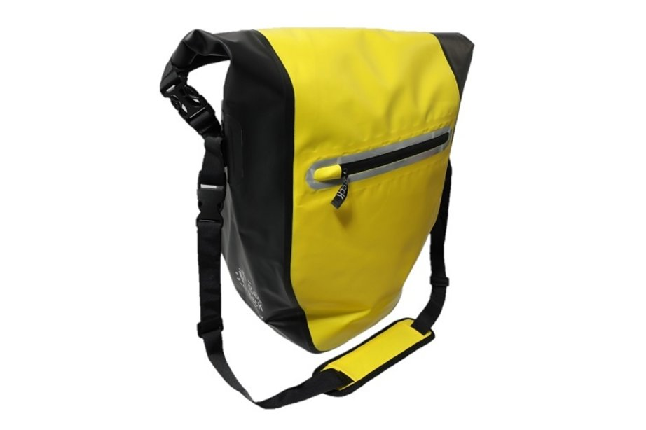 BECK DR.Y Large 2.0 zwart/geel