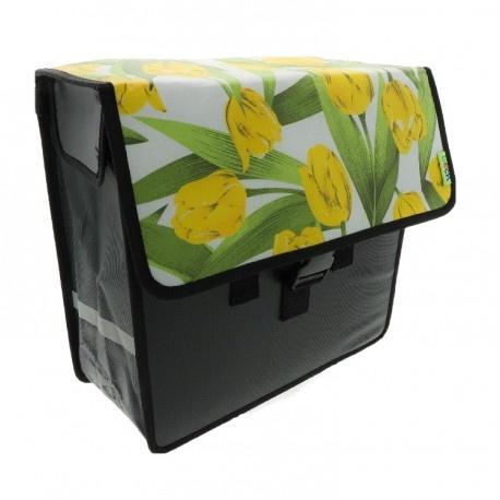 BECK Shopper Tulips Yellow
