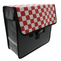 BECK Shopper Red Checker