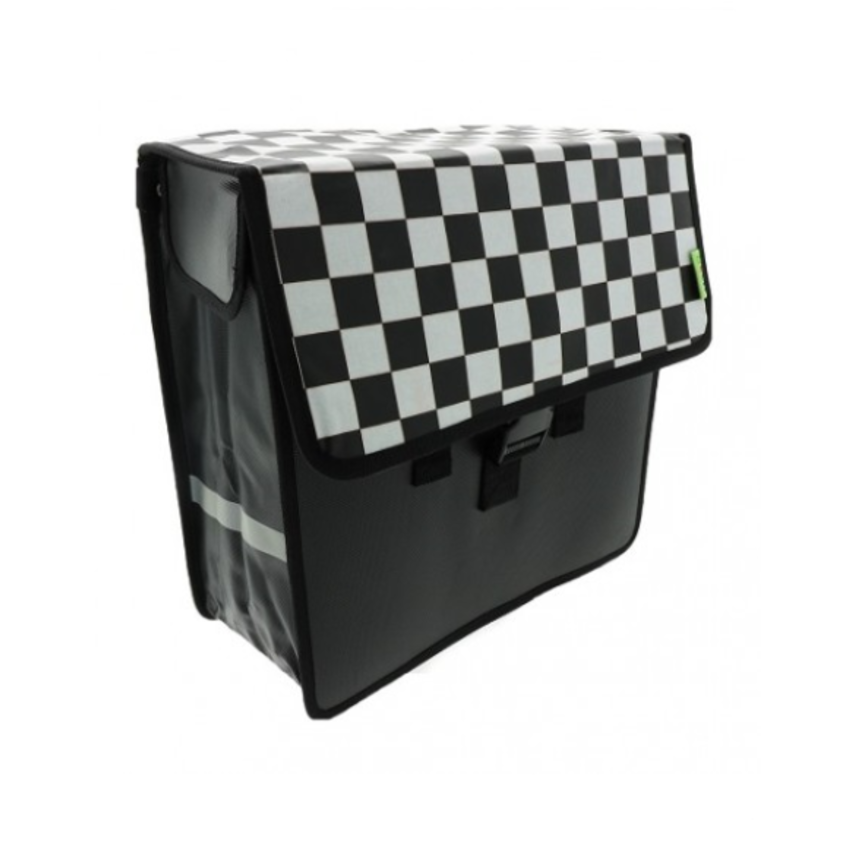 BECK Shopper Black Checker