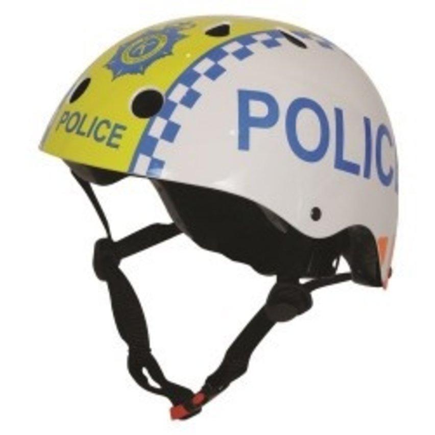 KIDDIMOTO helm Police , small