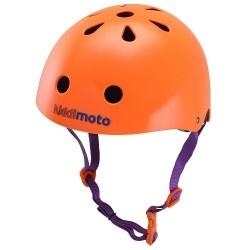 KIDDIMOTO helm Matt Orange , small