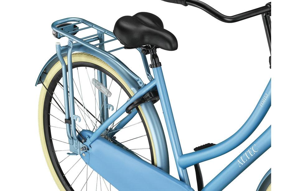 Altec Roma 28 inch Omafiets Frozen Blue 53cm