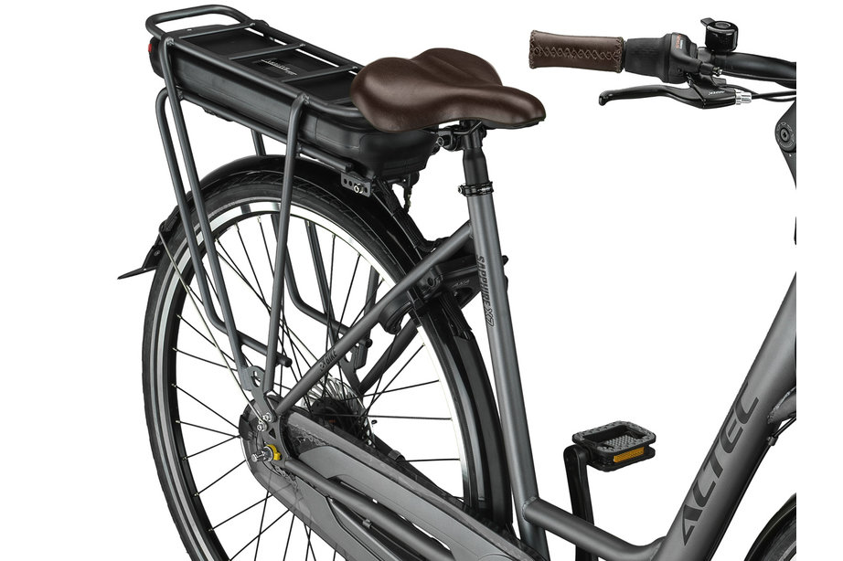 Altec Sapphire E-Bike 28 inch 53cm 7v Dim Grey