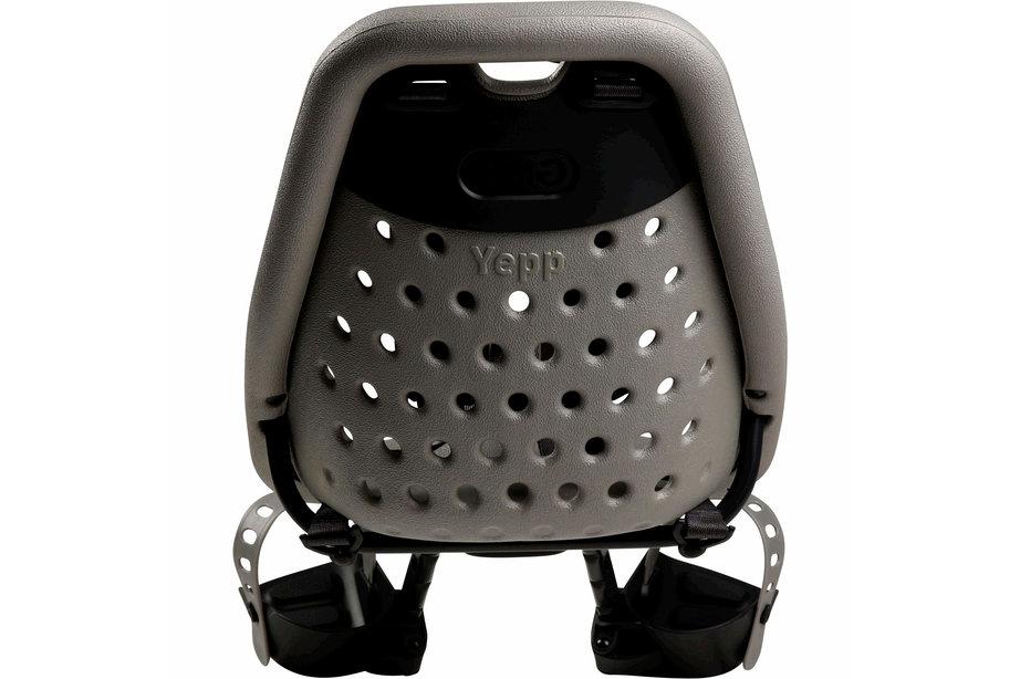 Yepp Yepp Original voorzitje Mini zilver