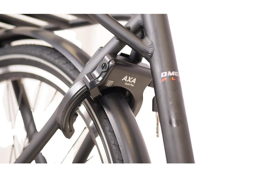 Altec Omega Plus Damesfiets 28 inch 50cm 7v Mat Zwart