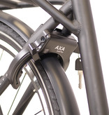 Altec Delta Plus Herenfiets 28 inch 3v 61cm Mat Zwart