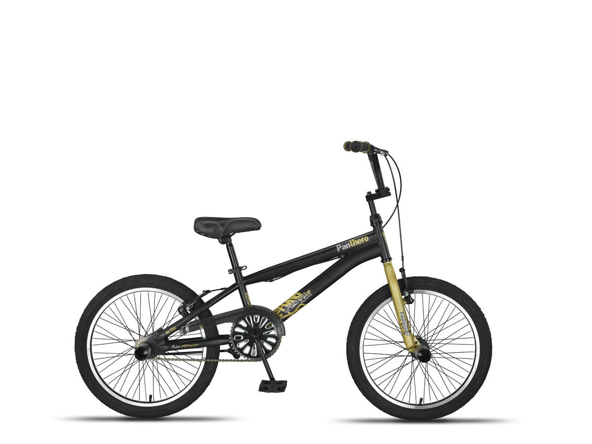 Altec Panthero BMX fiets 20 inch Black-Gold online kopen