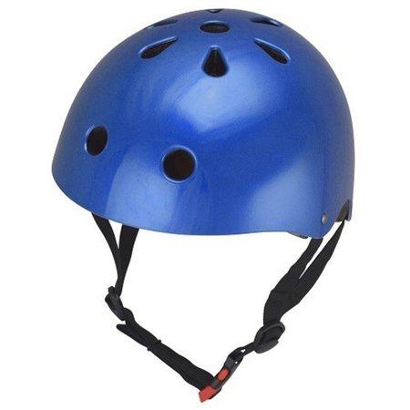 KIDDIMOTO helm Metallic Blue , small
