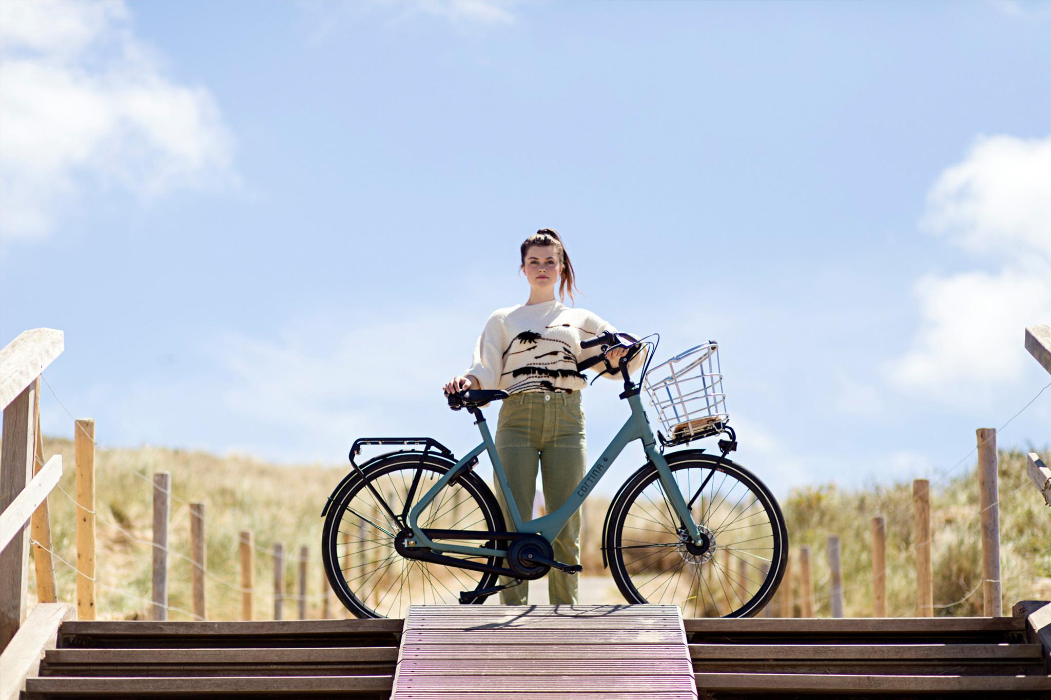 Een fiets kopen en achteraf betalen