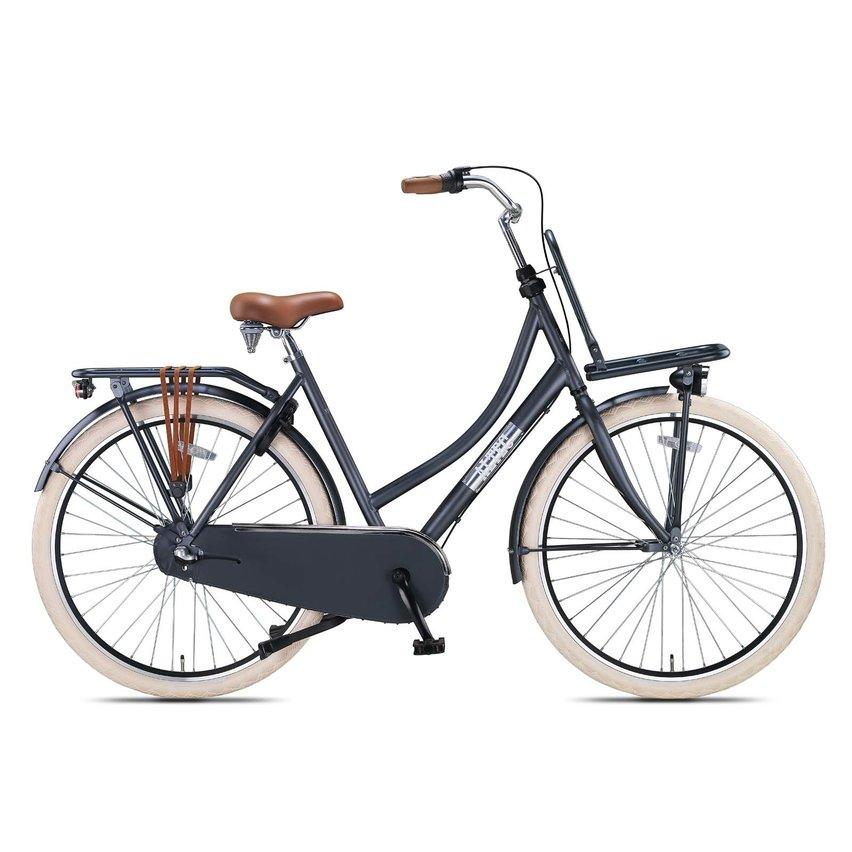 Altec Vintage 28inch Transportfiets N-3 50cm Smoke Grey