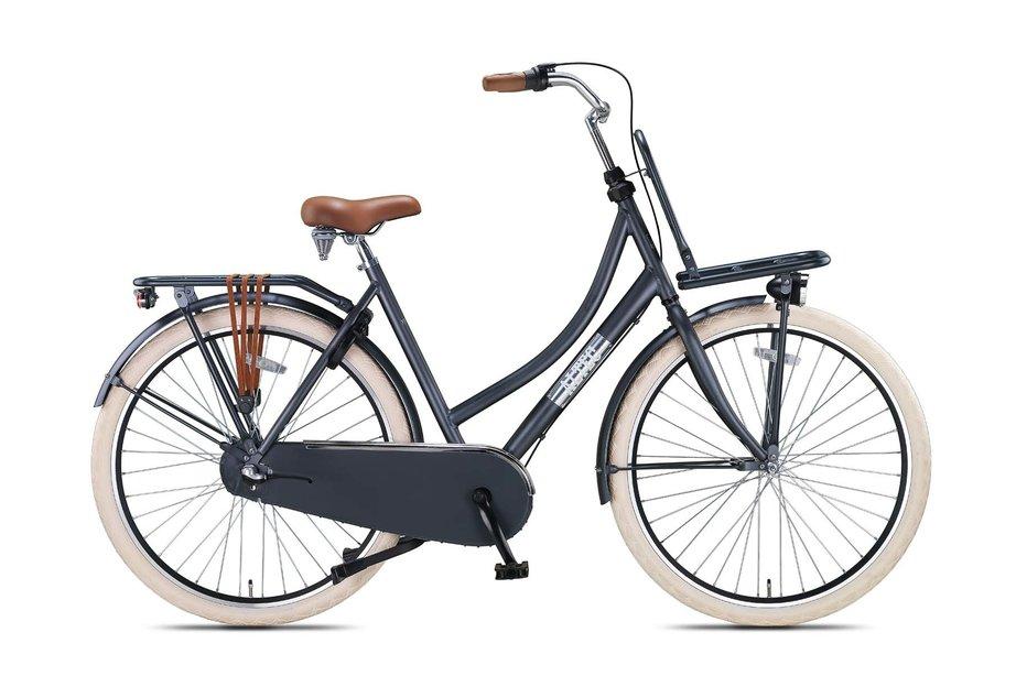 Altec Vintage 28inch Transportfiets N-3 57cm Smoke Grey