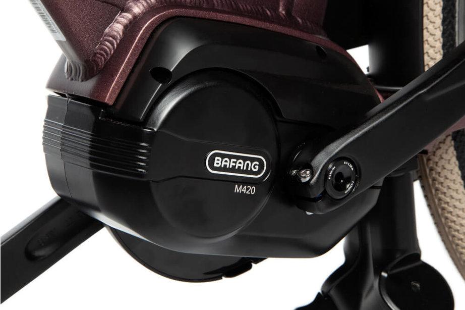 Cortina E-Common D57 Dark Grey HB8 MM420 43v belt