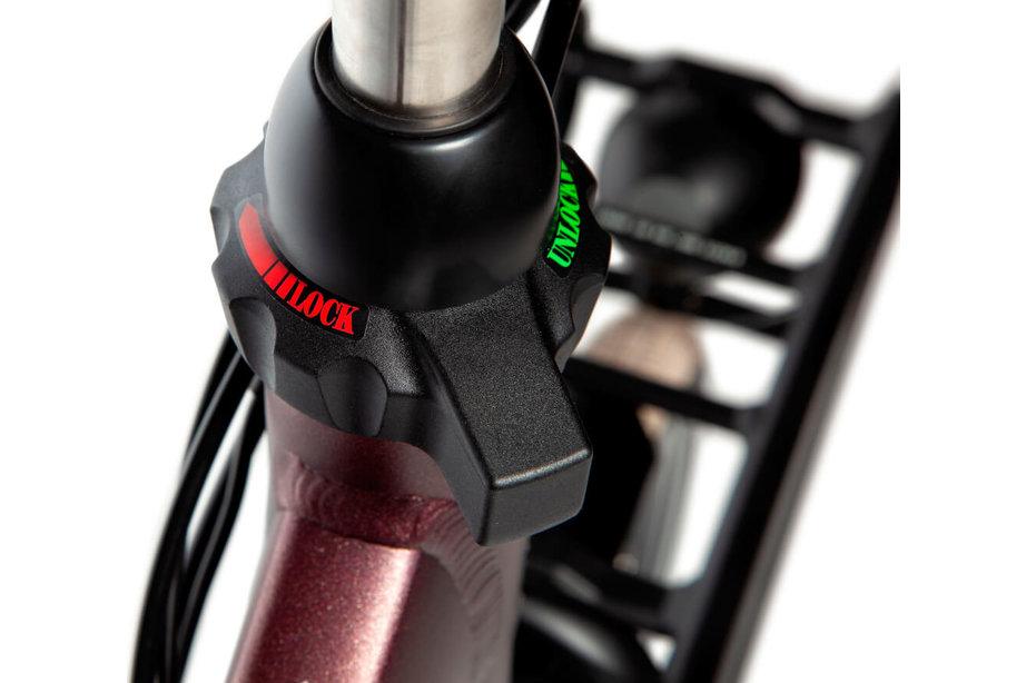 E-Common Family D46 Black Red Matt HB7 MM420 43v