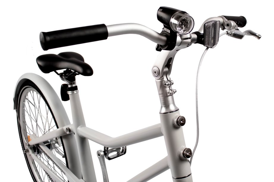 Moove Moove stadsfiets 26 inch 45cm wit