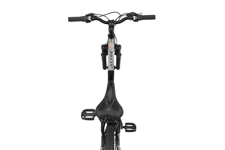 Altec Trend 27,5 inch Mountainbike 21v Zwart Oranje