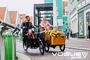 Vogue Vogue Carry 3 Bakfiets 49 cm Matt Black/Black 7V