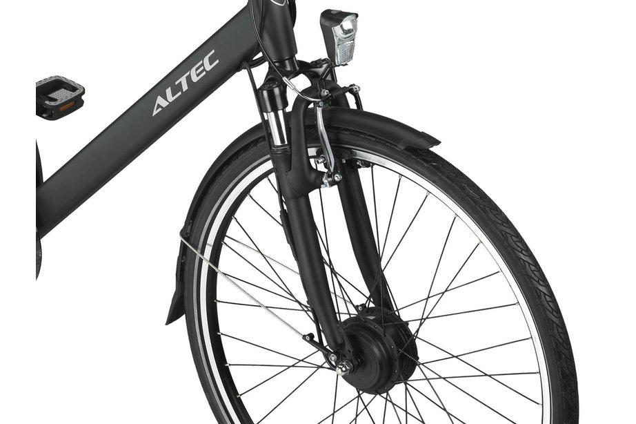Altec Diamond E-Bike H56 Zwart 518 Wh N3