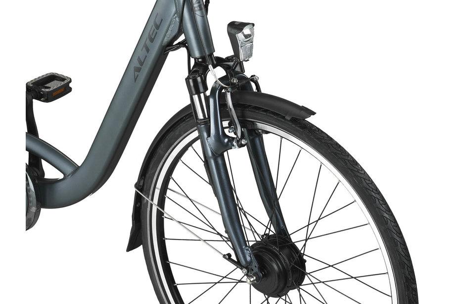 Altec Diamond E-Bike D53 Slate Grey 518 Wh N3