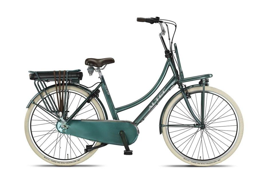 Altec Troja E-Bike 28 inch 7v 53cm Esmeralda