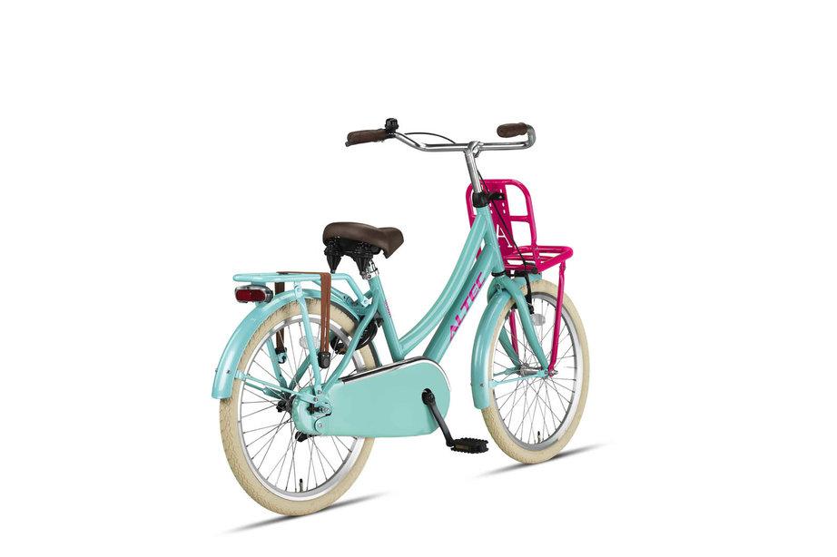 Altec Urban 22inch Transportfiets Pinky Mint
