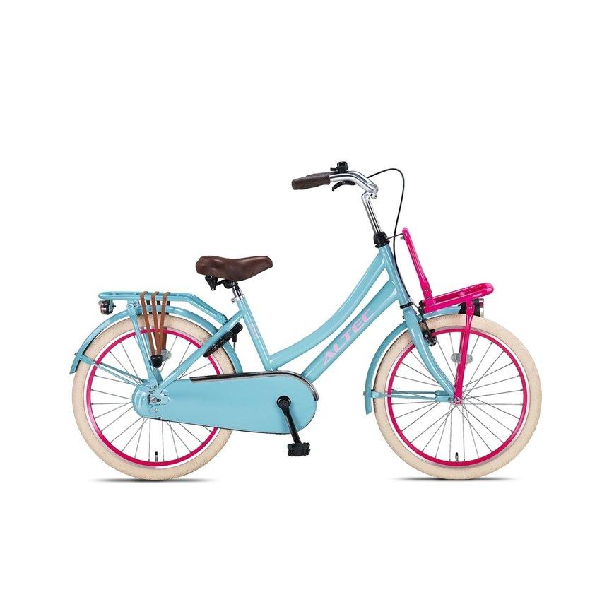 Altec Urban 22 inch Transportfiets Pinky Mint