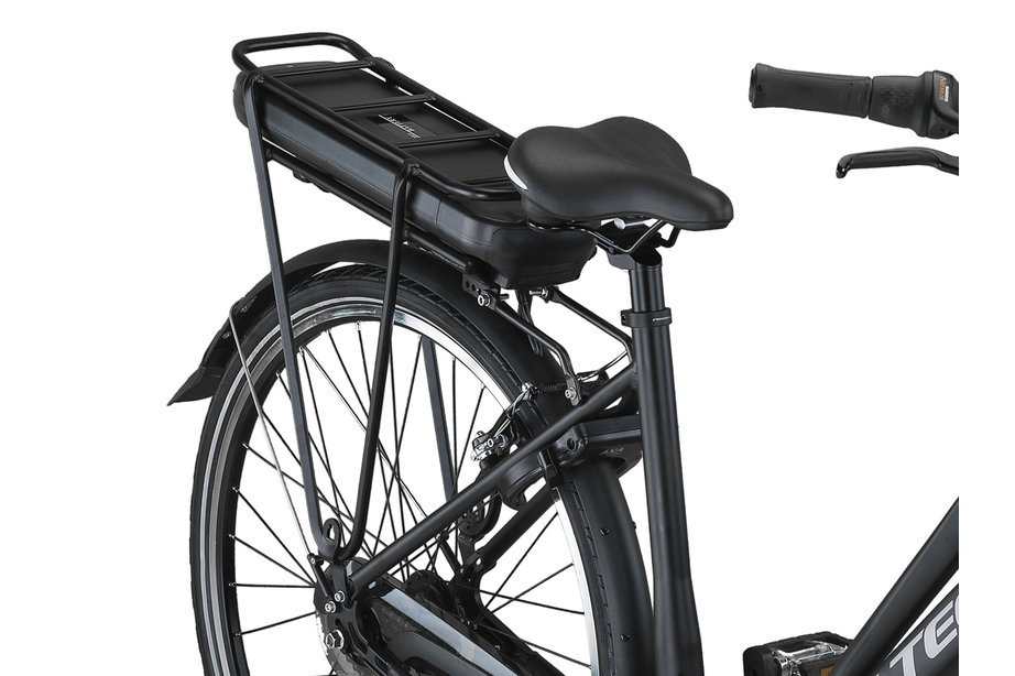 Altec Harmony E-Bike Dames 28 inch 52 cm 7v Zwart
