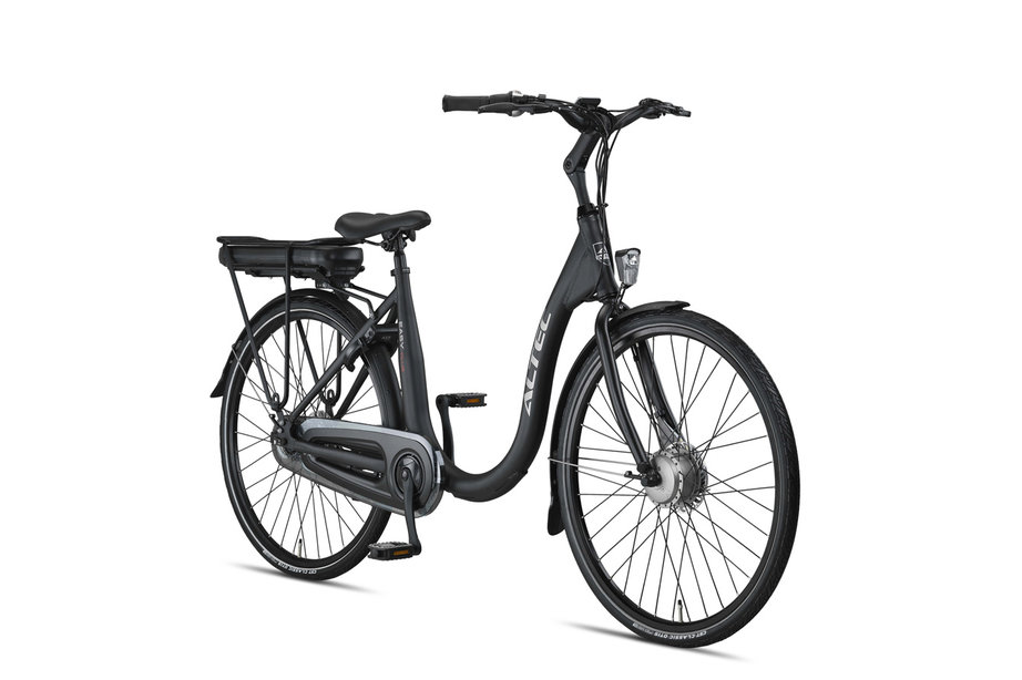 Altec Easy Plus E-bike 28 inch 53cm 7v Zwart