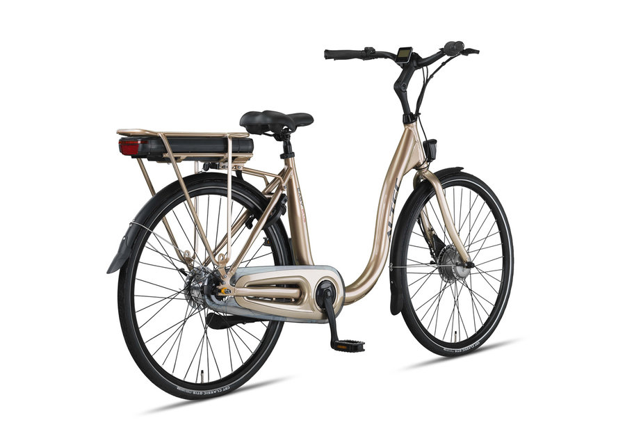 Altec Easy Plus E-bike 28 inch 53cm 7v Champagne