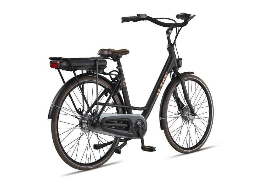 Altec Fania E-bike Moederfiets 7v 50cm Zwart