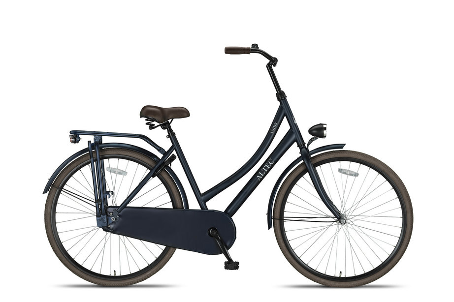 Outlet Altec Roma 28 inch Omafiets Jeans Blue 53cm