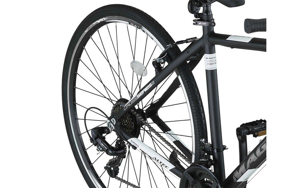 Altec Magnetic Trekking V-Brakes Heren 28inch 51cm Black/White